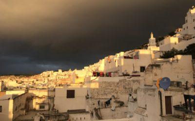 Le master « Transition des métropoles et coopération en Méditerranée au Maroc