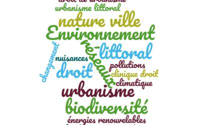 Une spécialisation en Droit de l'urbanisme et de l'environnement